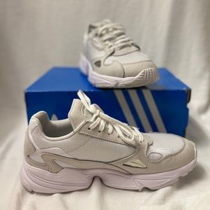 Adidas Falcon Shoes Cloud White Sneakers